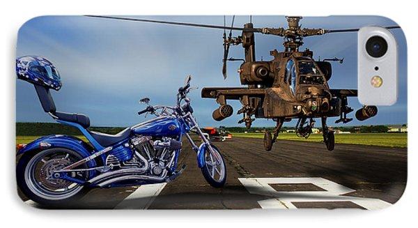 American Choppers 2 IPhone Case