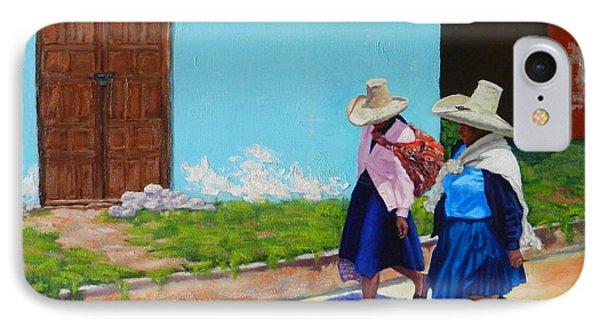 Andean Ladies IPhone Case