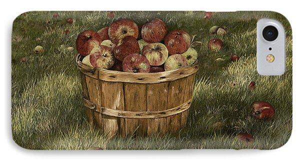 Apples In Basket IPhone Case