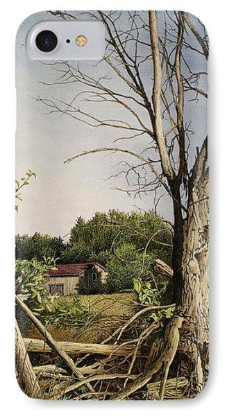 Approaching Storm Fenelon Falls IPhone Case