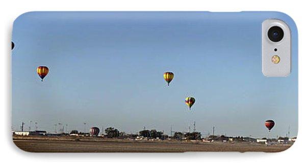 Artesia's Balloon And Bluegrass Festival IPhone Case