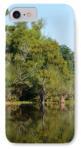 Atchafalaya Basin 7 IPhone Case