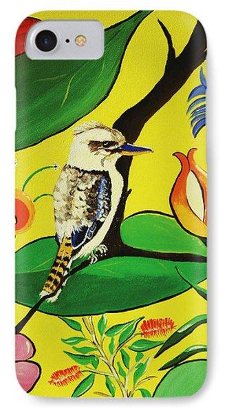 Australian Kookaburra IPhone Case