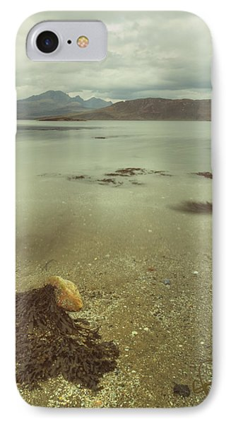 Autumn Day At The Seaside IPhone Case