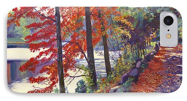 Autumn Sonata IPhone Case