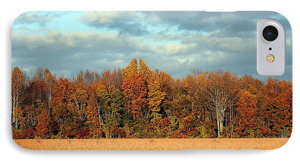 Autumn's Majesty IPhone Case