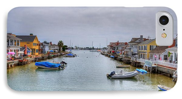 Balboa Island 2 IPhone Case