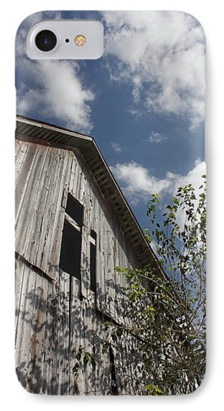 Barn To Be Wild IPhone Case