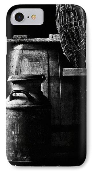 Barrel In The Barn IPhone Case