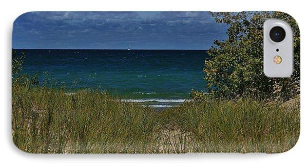 Beach Grass 1 IPhone Case