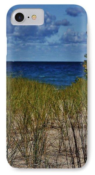 Beach Grass 2 IPhone Case