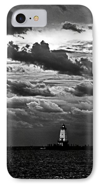 Beacon In The Clouds IPhone Case