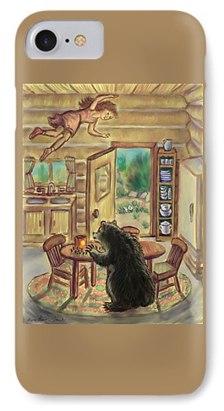 Bear In The Kitchen - Dream Series 7 IPhone Case