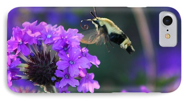 Bee Fur-eal IPhone Case