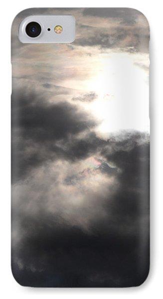 Beneath The Clouds IPhone Case