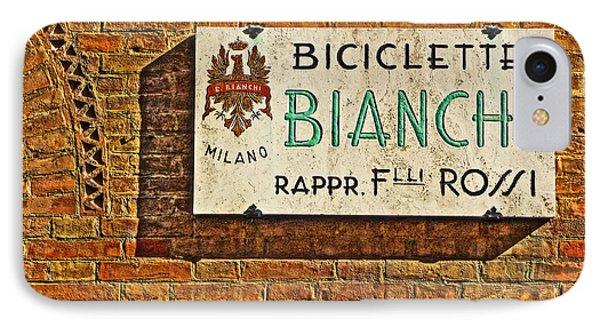 Biciclette Bianchi IPhone Case