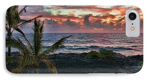 Big Island Sunrise IPhone Case