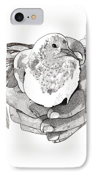 Bird Peace IPhone Case
