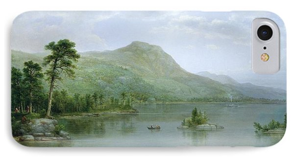 Black Mountain From The Harbor Islands - Lake George IPhone Case