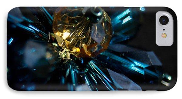 Blue Dazzle IPhone Case