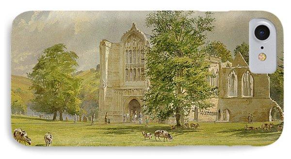 Bolton Abbey  IPhone Case