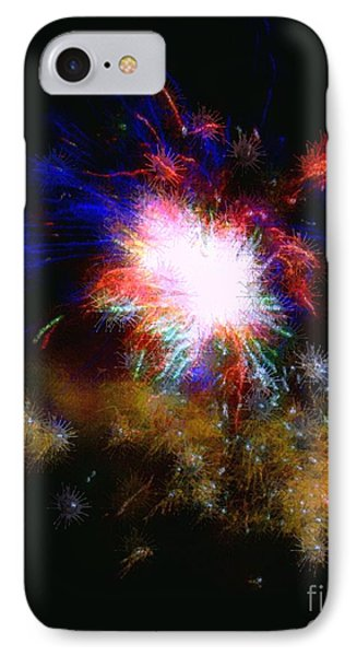 Born On The 4th Of July IPhone Case