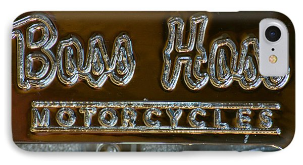 Boss Hoss IPhone Case