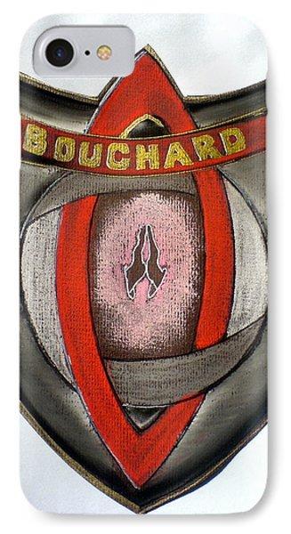 Bouchard Family Crest IPhone Case