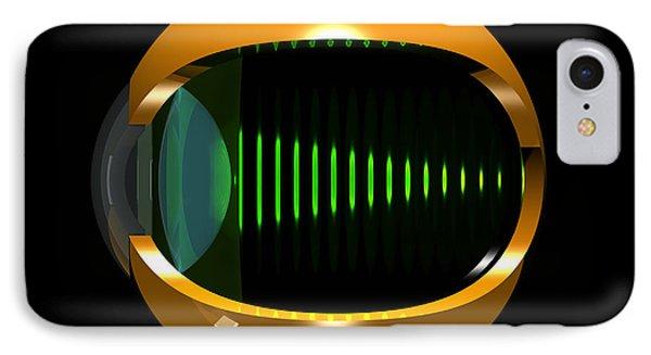 Brass Eye Infinity IPhone Case