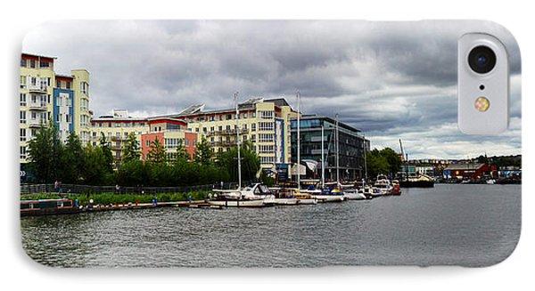 Bristol Panoramic Photograph IPhone Case
