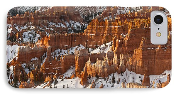 Bryce Canyon Morning Light  IPhone Case