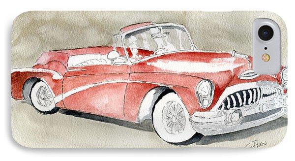 Buick Skylark 1953 IPhone Case