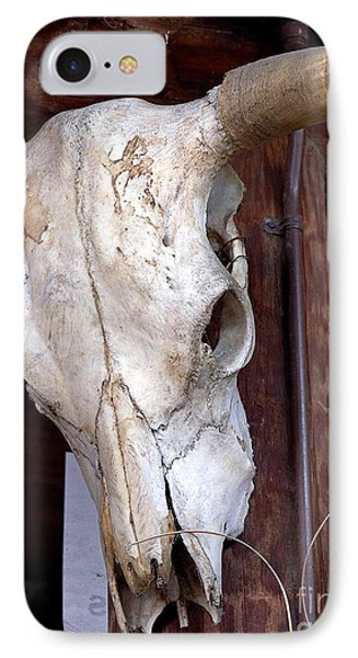 Bull Skull IPhone Case