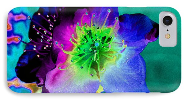 Butterfly Flower IPhone Case