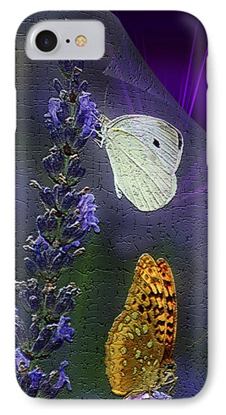 Butterfly Magic IPhone Case