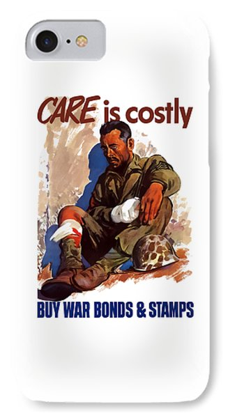 Buy War Bonds And Stamps IPhone Case