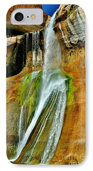 Calf Creek Falls II IPhone Case