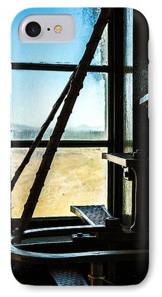 Cape Blanco Lighthouse 3 IPhone Case