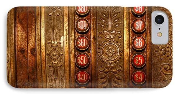 Cash Register IPhone Case