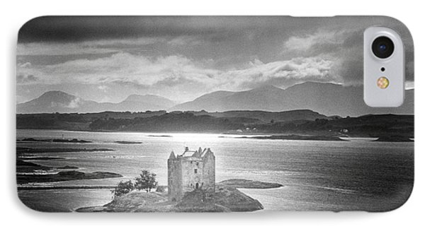 Dungeon iPhone 8 Case - Castle Stalker by Simon Marsden