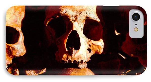 Catacombs In Paris IPhone Case