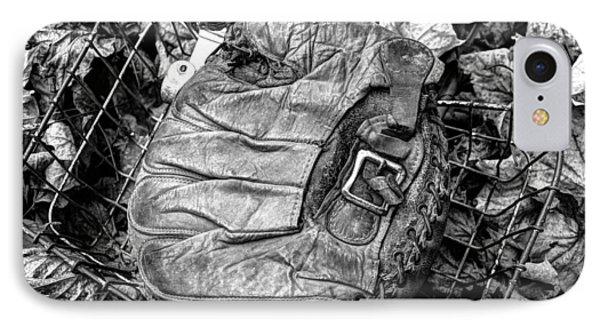 Catcher's Mitt And Bike Basket IPhone Case