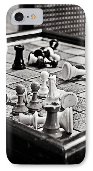 Check Mate IPhone Case