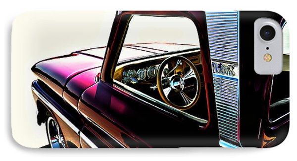 Truck iPhone 8 Case - Chevy Pickup by Douglas Pittman