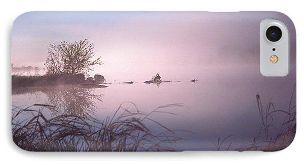 Chippewa River At Dawn IPhone Case
