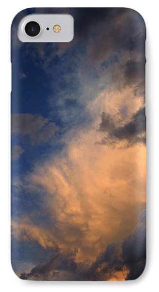 Clouds In The Spring Sky IPhone Case