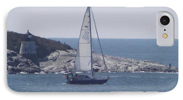 Coastal Newport Ri  IPhone Case