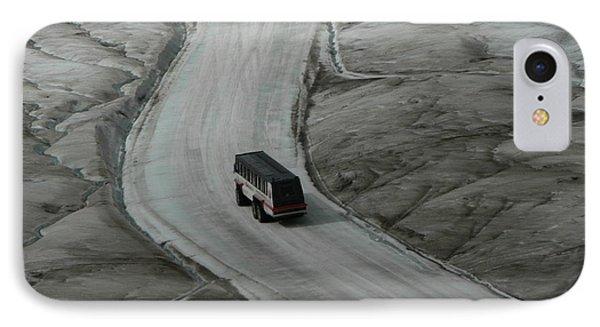 Columbia Icefield Glacier Adventure IPhone Case