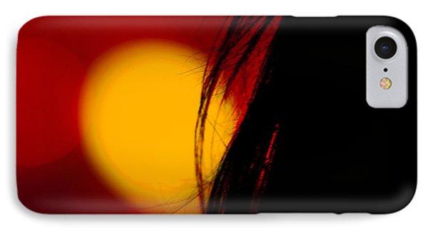 Concert Silhouette IPhone Case