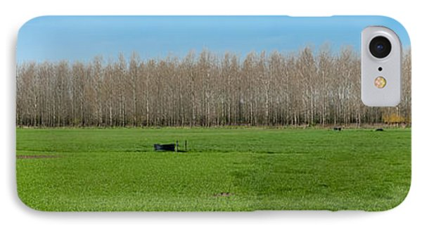 Countryside Landscape IPhone Case